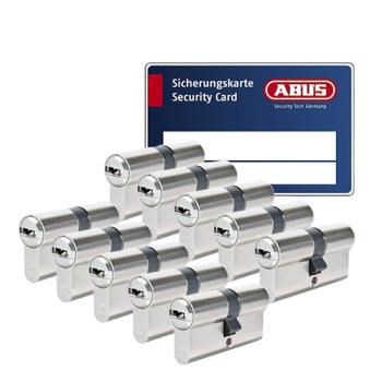 ABUS BRAVUS 3000 cilinder met kerntrekbeveiliging (10x) - SKG***