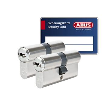 ABUS BRAVUS 3000 cilinder met kerntrekbeveiliging (2x) - SKG***