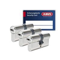 ABUS BRAVUS 3000 cilinder met kerntrekbeveiliging (3x) - SKG***