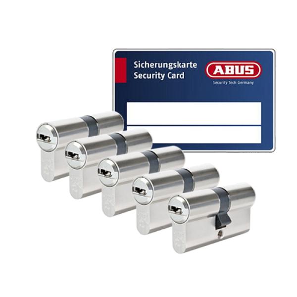 Afbeelding van ABUS BRAVUS 3000 cilinder met kerntrekbeveiliging (5x) SKG***