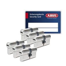 ABUS BRAVUS 3000 cilinder met kerntrekbeveiliging (6x) - SKG***