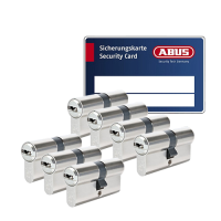 ABUS BRAVUS 3000 cilinder met kerntrekbeveiliging (7x) - SKG***