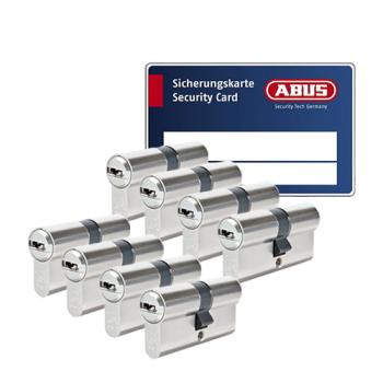 ABUS BRAVUS 3000 cilinder met kerntrekbeveiliging (8x) - SKG***