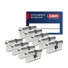 ABUS BRAVUS 3000 cilinder met kerntrekbeveiliging (9x) - SKG***