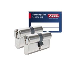 ABUS S6+ cilinder met kerntrekbeveiliging (2x) - SKG***