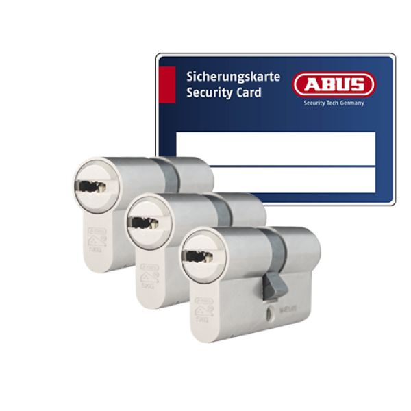 Afbeelding van ABUS VELA 1000 cilinder met kerntrekbeveiliging (3x) SKG***