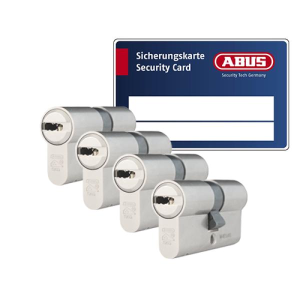 Afbeelding van ABUS VELA 1000 cilinder met kerntrekbeveiliging (4x) SKG***
