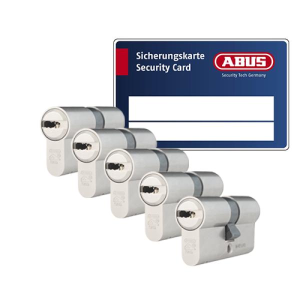 Afbeelding van ABUS VELA 1000 cilinder met kerntrekbeveiliging (5x) SKG***