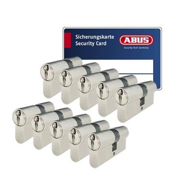 ABUS ZOLIT 1000 cilinder met kerntrekbeveiliging (10x) - SKG***