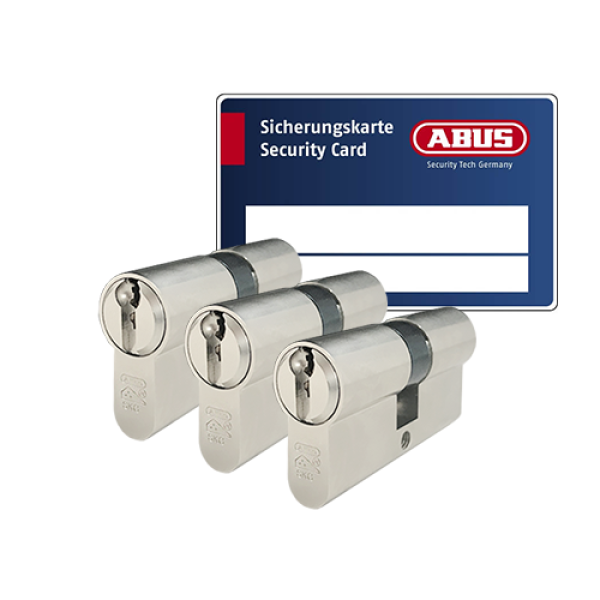 Afbeelding van ABUS ZOLIT 1000 cilinder met kerntrekbeveiliging (3x) SKG***