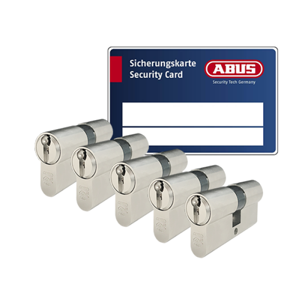 Afbeelding van ABUS ZOLIT 1000 cilinder met kerntrekbeveiliging (5x) SKG***