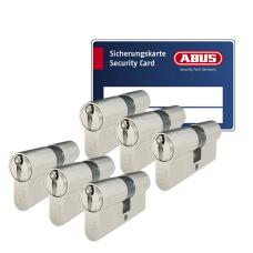 ABUS ZOLIT 1000 cilinder met kerntrekbeveiliging (6x) - SKG***