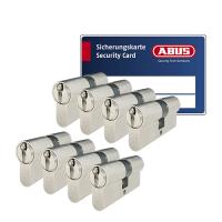 ABUS ZOLIT 1000 cilinder met kerntrekbeveiliging (8x) - SKG***