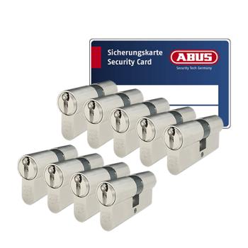ABUS ZOLIT 1000 cilinder met kerntrekbeveiliging (9x) - SKG***