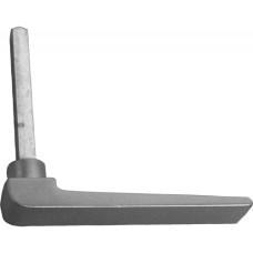 AMI deurkruk 353 stiftdeel  - voor rolluiken