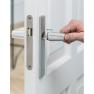 AXA Premium binnendeurbeslag set - sleutelgat