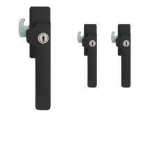 AXA veiligheids raamsluiting rechts zwart 3329 (3x) - SKG*