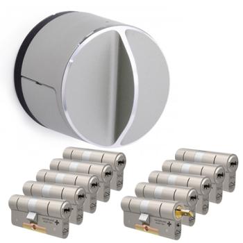 Danalock V3 + M&C Condor cilinder met kerntrekbeveiliging (10x) - SKG***