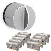 Danalock V3 + M&C Condor cilinder met kerntrekbeveiliging (9x) - SKG***