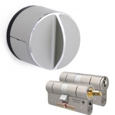 Danalock V3 + M&C Matrix cilinder met kerntrekbeveiliging (2x) - SKG***