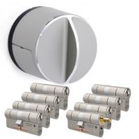 Danalock V3 + M&C Matrix cilinder met kerntrekbeveiliging (8x) - SKG***