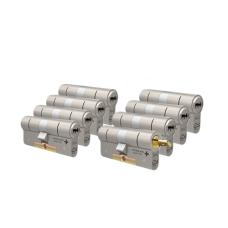 M&C Condor cilinders voor Danalock met kerntrekbeveiliging (8x) - SKG***