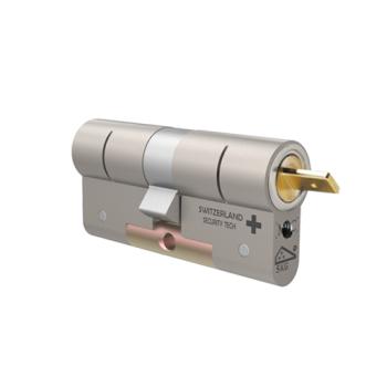M&C Matrix losse cilinder voor Danalock met kerntrekbeveiliging