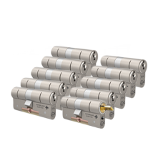 M&C Matrix cilinders voor Danalock met kerntrekbeveiliging (10x) - SKG***
