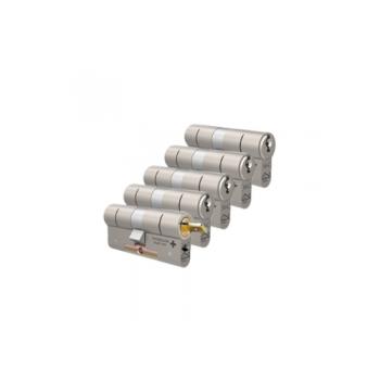 M&C Matrix cilinders voor Danalock met kerntrekbeveiliging (5x) - SKG***