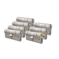 M&C Matrix cilinders voor Danalock met kerntrekbeveiliging (7x) - SKG***