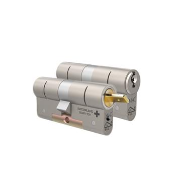 M&C Matrix cilinders voor Danalock met kerntrekbeveiliging (2x) - SKG***