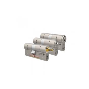 M&C Matrix cilinders voor Danalock met kerntrekbeveiliging (3x) - SKG***