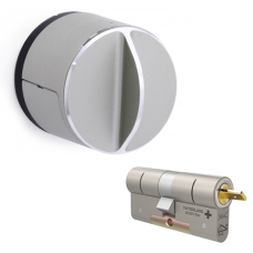 Danalock V3 + M&C Matrix cilinder met kerntrekbeveiliging (1x) - SKG***