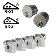 Ombouwset + 4 x DOM Plura cilinder - SKG** (mogelijk in combinatie met SKG***)