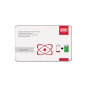 DOM Batterijwisselkaart voor ELS
