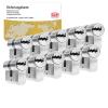 DOM ixTwinstar cilinder met kerntrekbeveiliging (10x) - SKG***