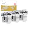 DOM ixTwinstar cilinder met kerntrekbeveiliging (3x) - SKG***