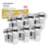 DOM ixTwinstar cilinder met kerntrekbeveiliging (6x) - SKG***