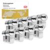 DOM ixTwinstar cilinder met kerntrekbeveiliging (8x) - SKG***