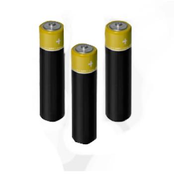 EVVA reservebatterij voor Xesar beslag