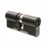EVVA 4KS cilinder gepatineerd zwart met kerntrekbeveiliging (8x) - SKG***