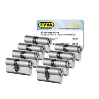 EVVA MCS cilinder met kerntrekbeveiliging (8x) - SKG***