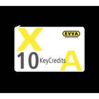 EVVA Xesar - 10 KeyCredits