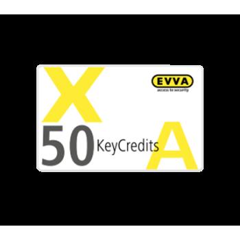EVVA Xesar - 50 KeyCredits