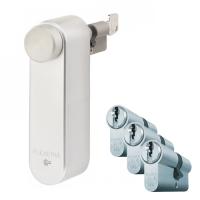 Flexeria smartlock + Mauer F3 cilinder met kerntrekbeveiliging (4x) - SKG***