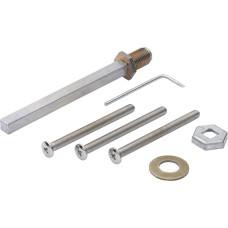 Hoppe wisselstiftgarnituur knop/kruk deurdikte  56 t/m 60 mm