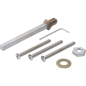 Hoppe wisselstiftgarnituur knop/kruk deurdikte  82 t/m 91 mm