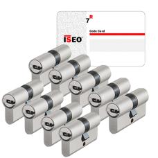 Iseo R7 cilinder met kerntrekbeveiliging (9x) - SKG***