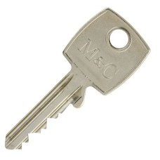 M&C Casa sleutel - nabestellen