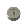 Ombouwset met RVS kerntrekrozet + M&C Matrix cilinder (3x) - SKG***